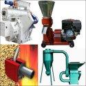 Pellet Machinery & Equipments