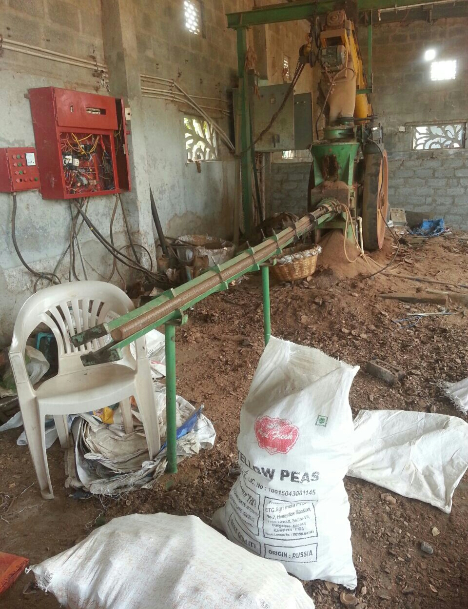 briquette machine 60mm