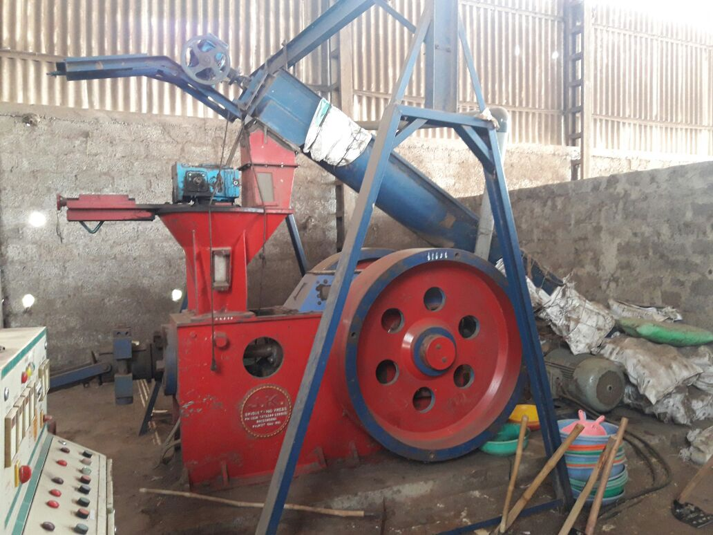 briquette machine 90mm